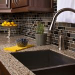 New Kitchen Countertops and Designer Kitchen Sinks Take Everyday Space To New Levels