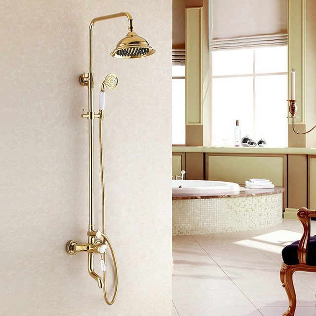 Shower Fixtures For Performance, Looks and 'Experience' in 2018