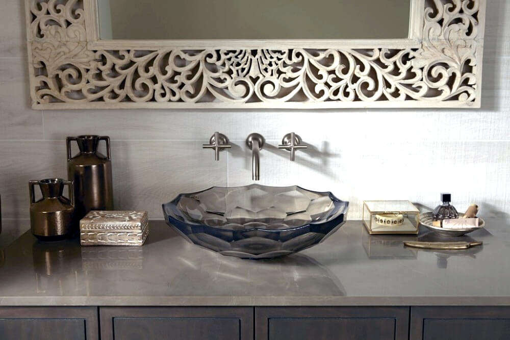 Design Around The Right Bathroom Sink