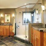 Craftsman Style Bathroom   Waukesha WI   Schoenwalder Plumbing